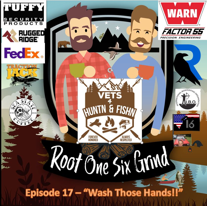 Episode 17 - Wash Those Hands