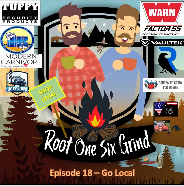 Episode 18 - Go Local
