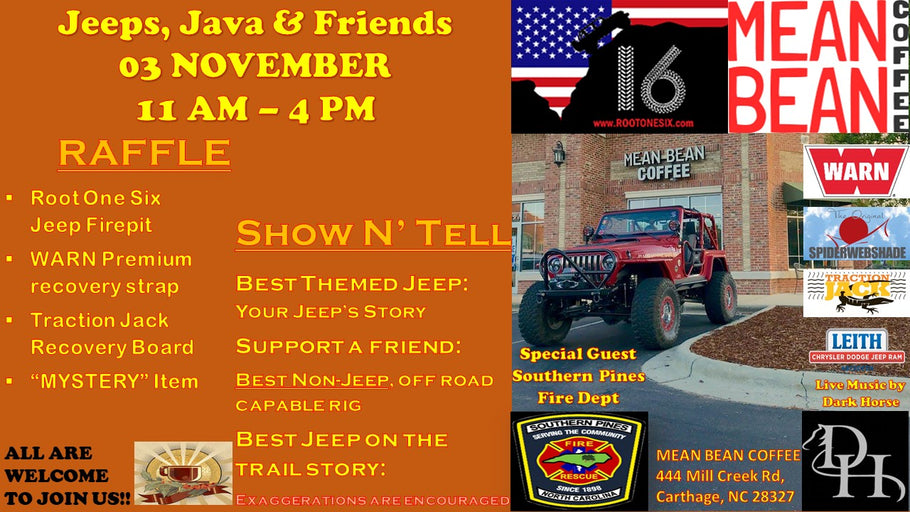 Jeeps, Java & Friends - Sandhills Sentinel Story
