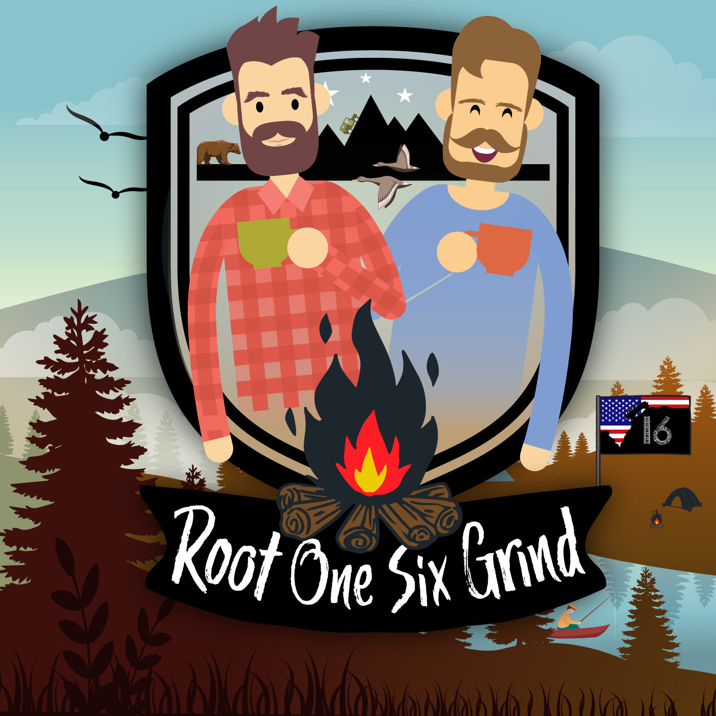 Coming Soon-The ROOT ONE SIX GRIND!!!