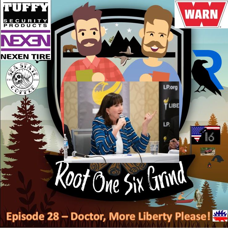Episode 28 - Doctor More Liberty Please