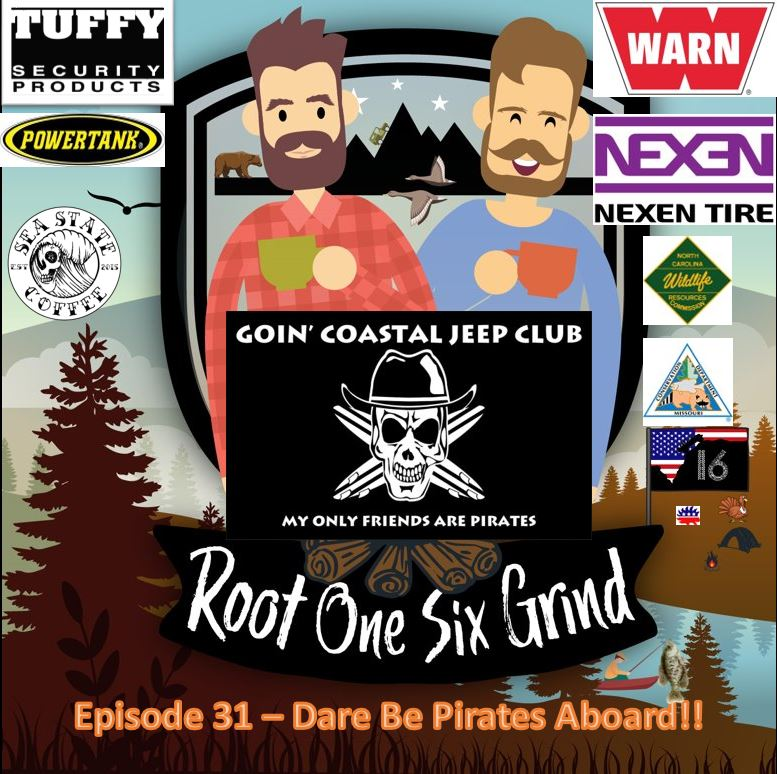 Episode 31- Dare Be Pirates Aboard
