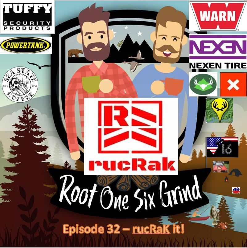 Episode 32 - rucRak It!