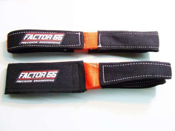 Recovery Strap Shorty Strap III 3 Foot 3 Inch Factor 55