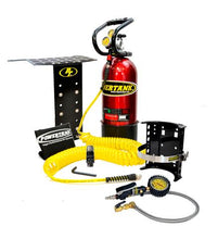 10 LB POWER TANK PACKAGE C W/ ROLL BAR MOUNT - CO2 TANK PORTABLE AIR SYSTEM