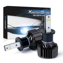 Xprite Knight Star All-IN-ONE CSP LED Headlight Conversion Kit - H3 9008