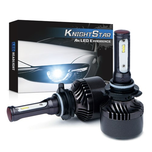 Xprite Knight Star All-IN-ONE CSP LED Headlight Conversion Kit - 9006 HB4