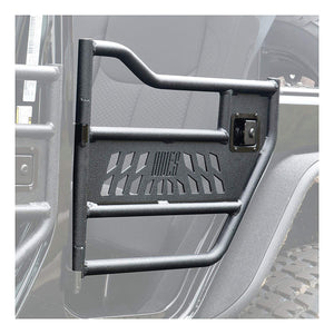 ARIES Offroad Tubular Door (Black) - 25009 - 2007-15 JK/JKU