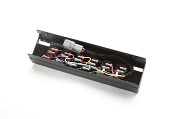 TJ Switch Panel 6 Switch Single 97-02 Wrangler TJ Multi Color sPOD