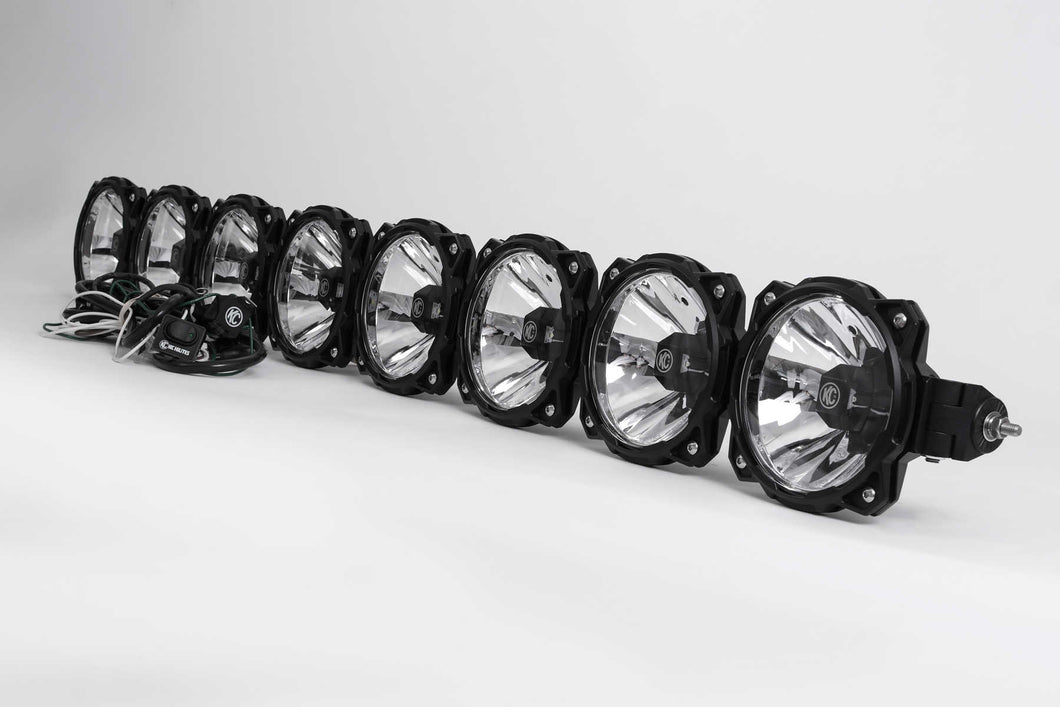 Gravity LED Pro6 8-Light 50