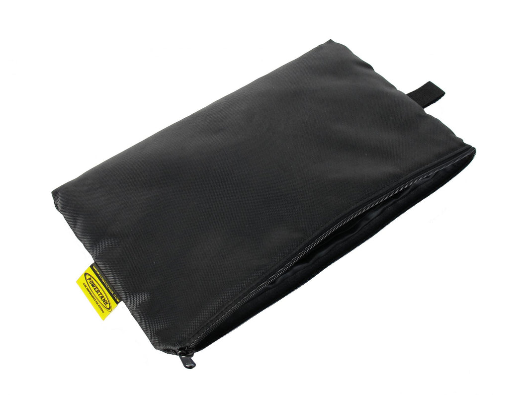 Zippered Parts Bag 9x15 Inch Power Tank