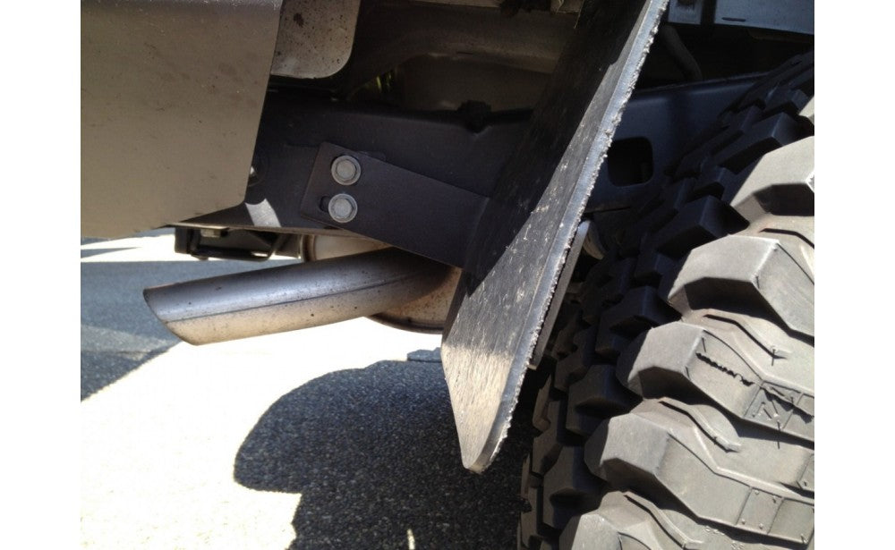 JK SERIES REAR MUD FLAP BRACKETS (PAIR)