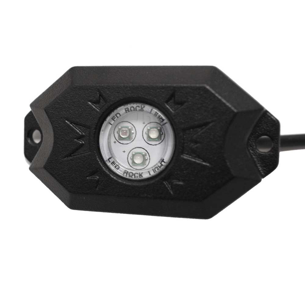 Xprite Victory Series Bluetooth Multi-Color RGB LED Rock Lights
