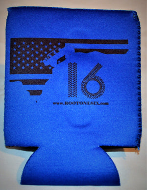 Root One Six MAGNET Koozie!!