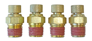 Mini Monster Tire Deflator Valves Set of 4 Power Tank