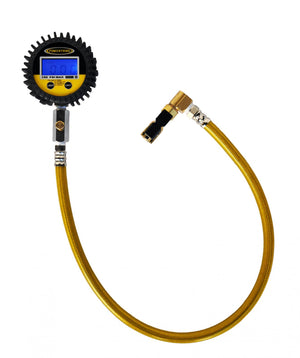 Tire Pressure Gauge Digital 150 PSI Power Tank
