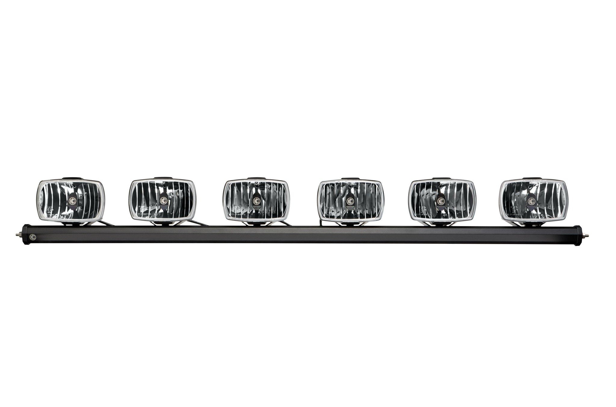 "KC 07-18 JEEP JK 50"" OVERHEAD XROSS BAR LIGHT MOUNT KIT"