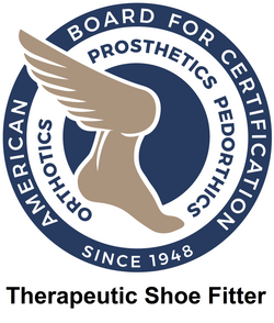 ABC Therapeutic Shoe Fitter