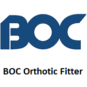 BOC Orthotic Fitter