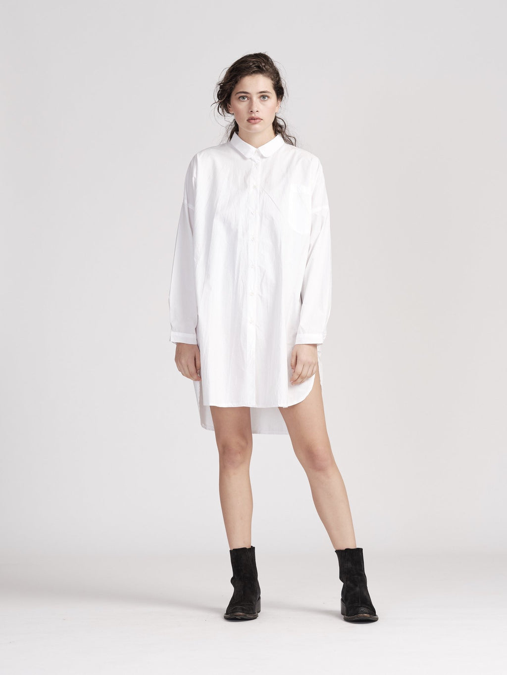 Widdess W20 Patti Shirt White