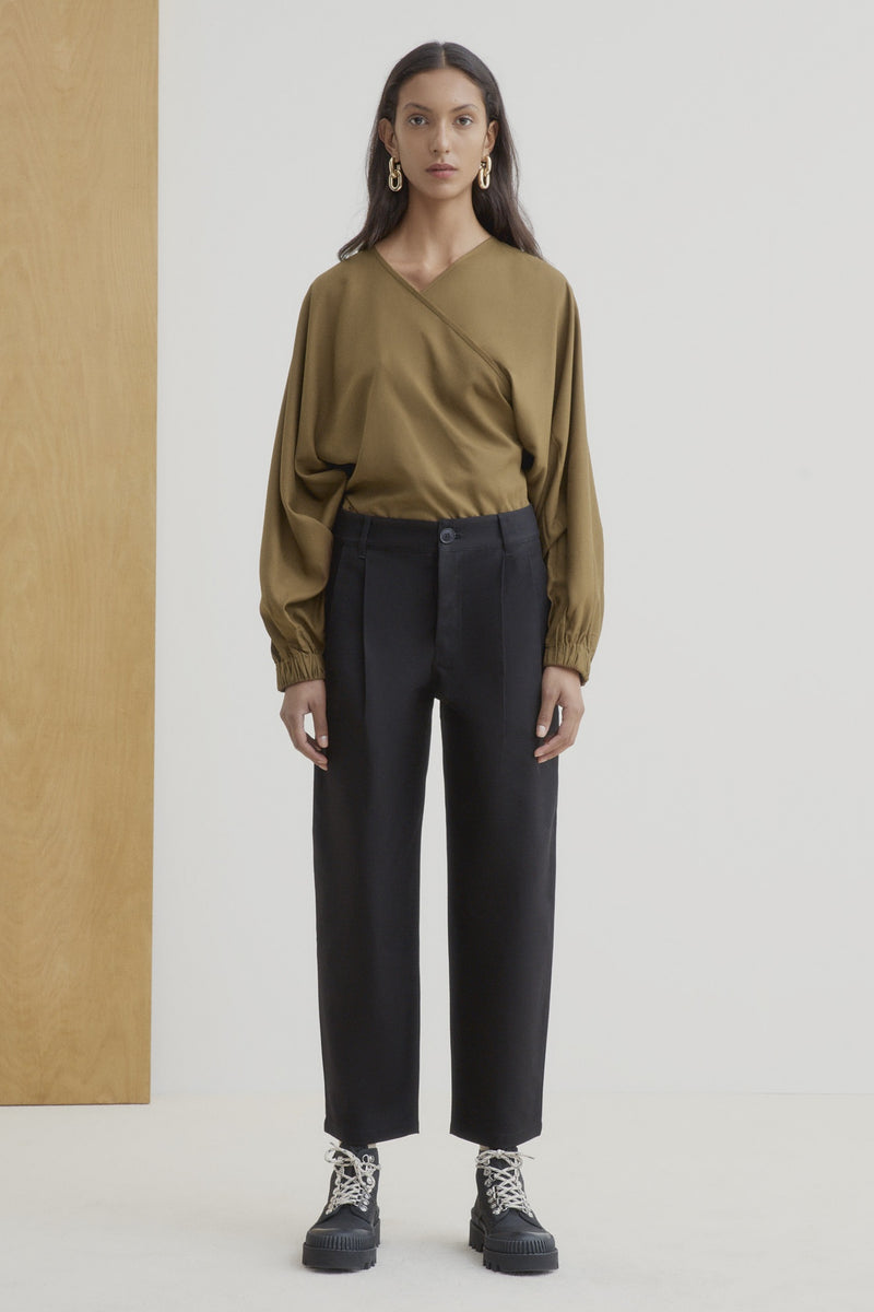Kowtow W20 Faculty Pant Black