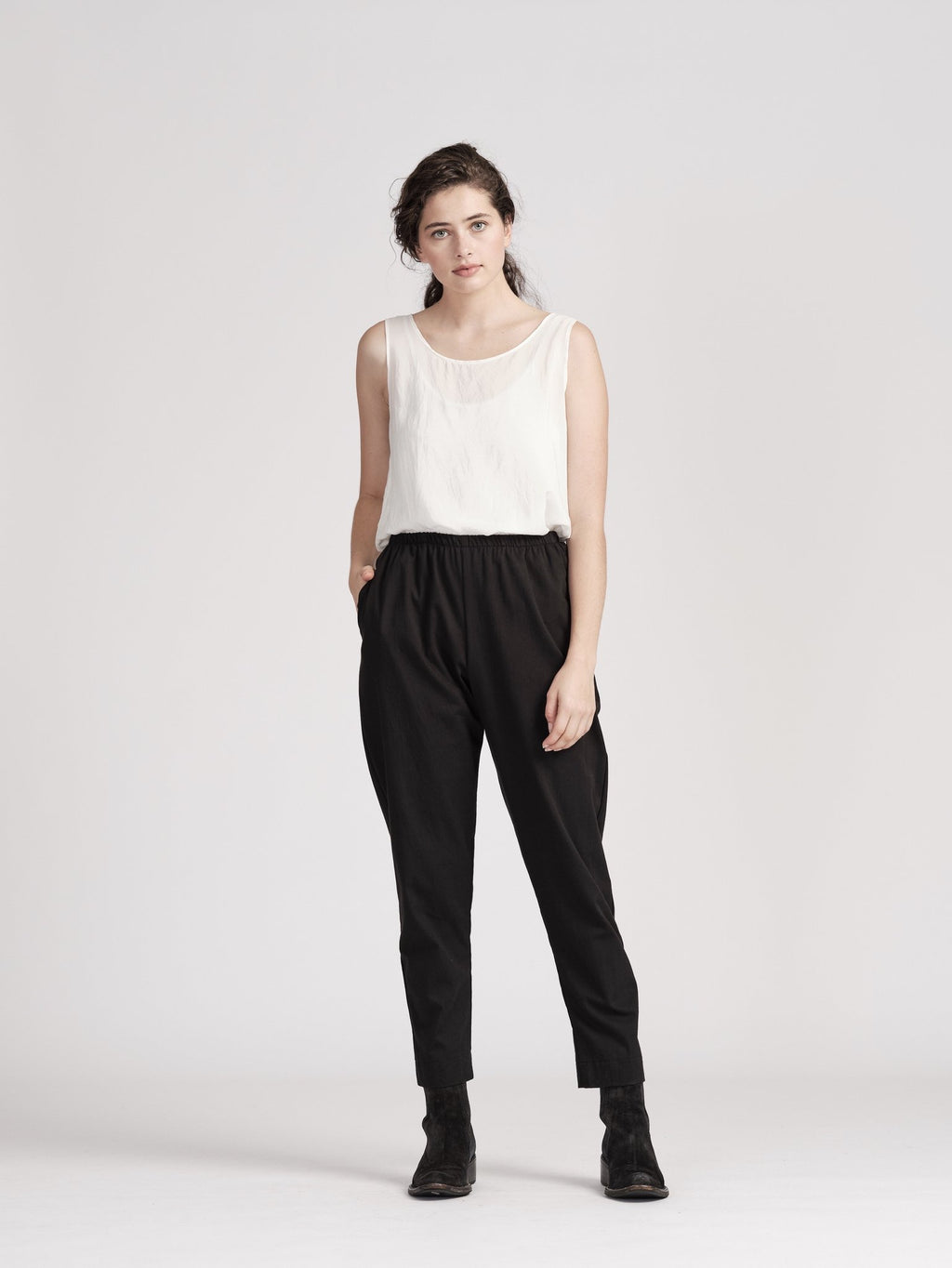 Widdess W20 Thursday Pants Organic Black