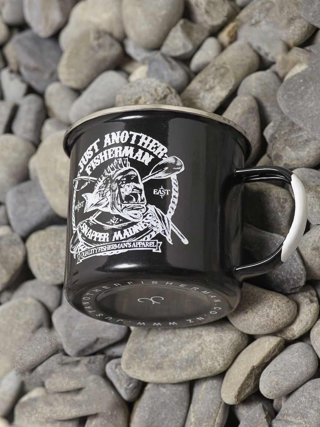 JAF W20 Snapper Madness Mug Black