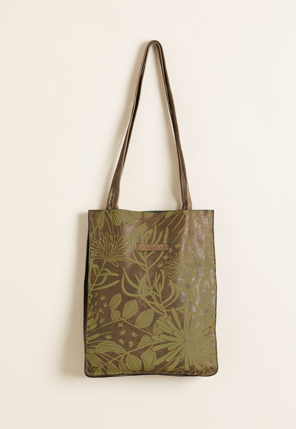 Nancy Bird W20-134 Gully Tote Khaki
