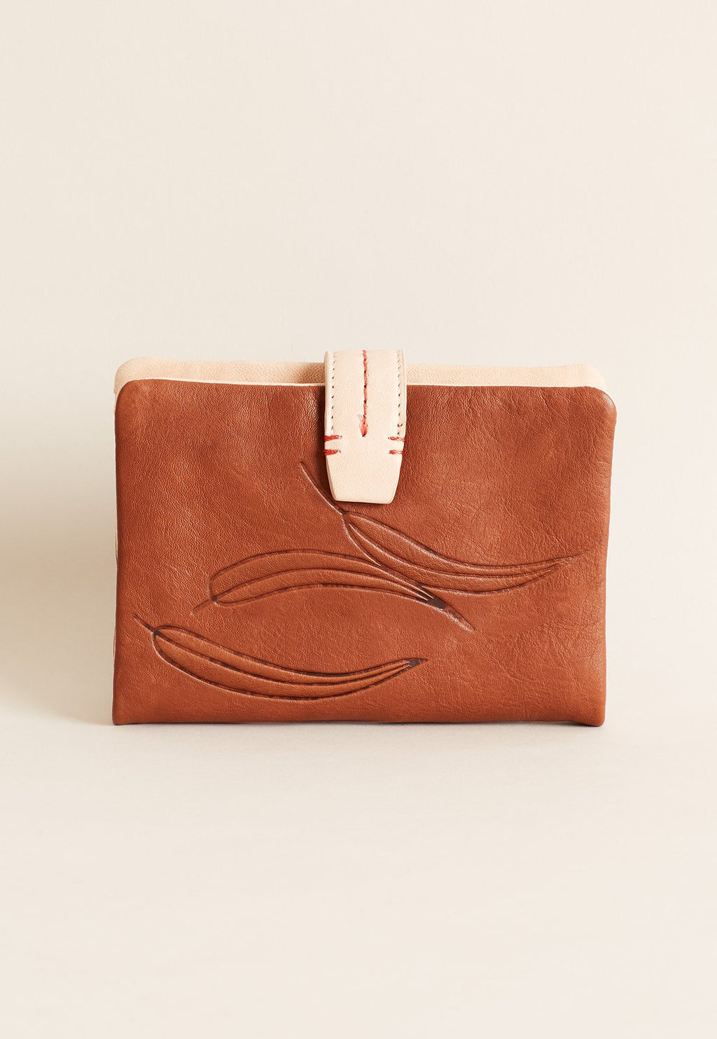 Nancy Bird W20-1010 Bedford Wallet Chestnut