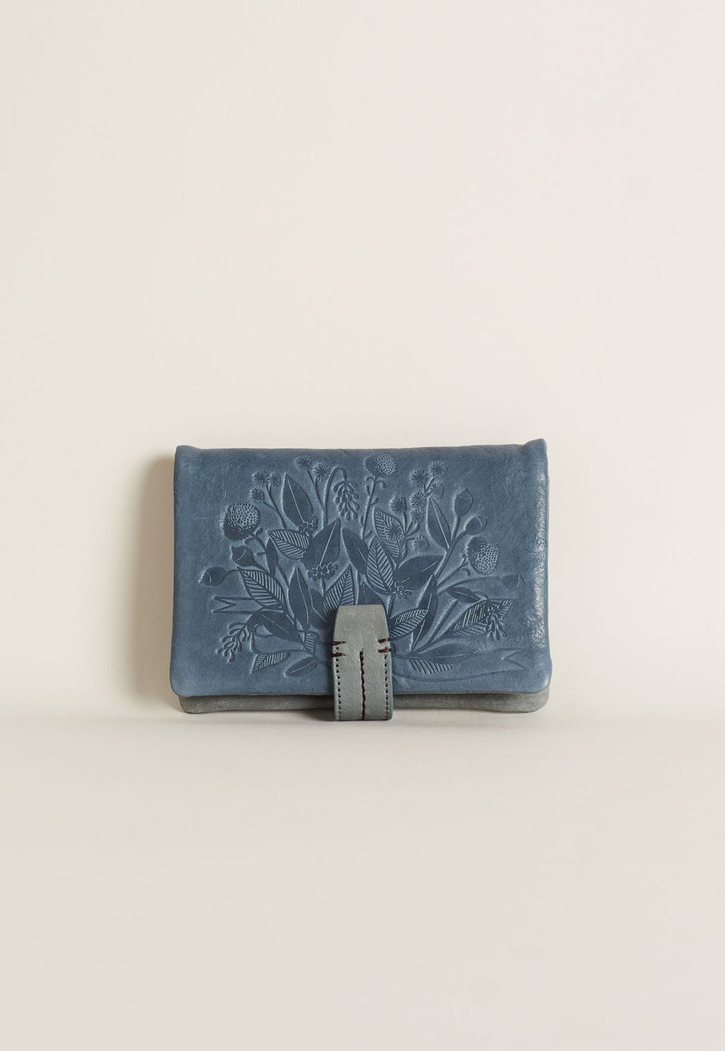 Nancy Bird S20 Bedford Wallet Denim