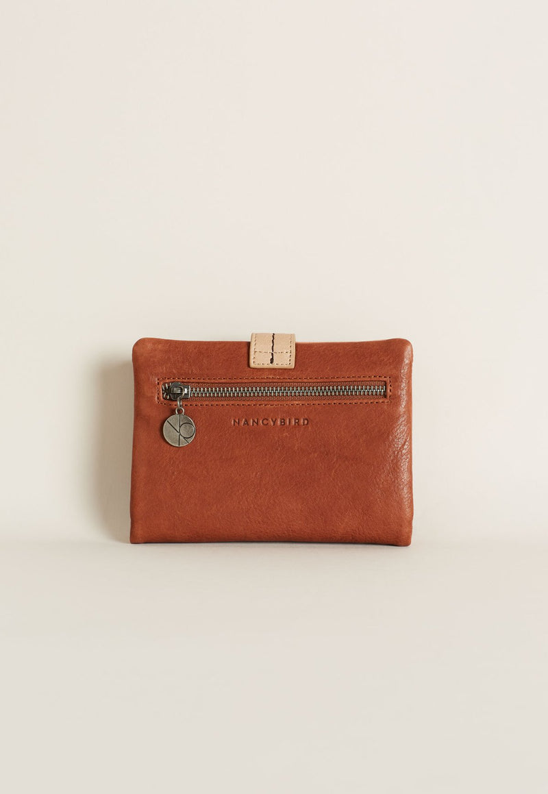 Nancy Bird S20 Bedford Wallet Patina