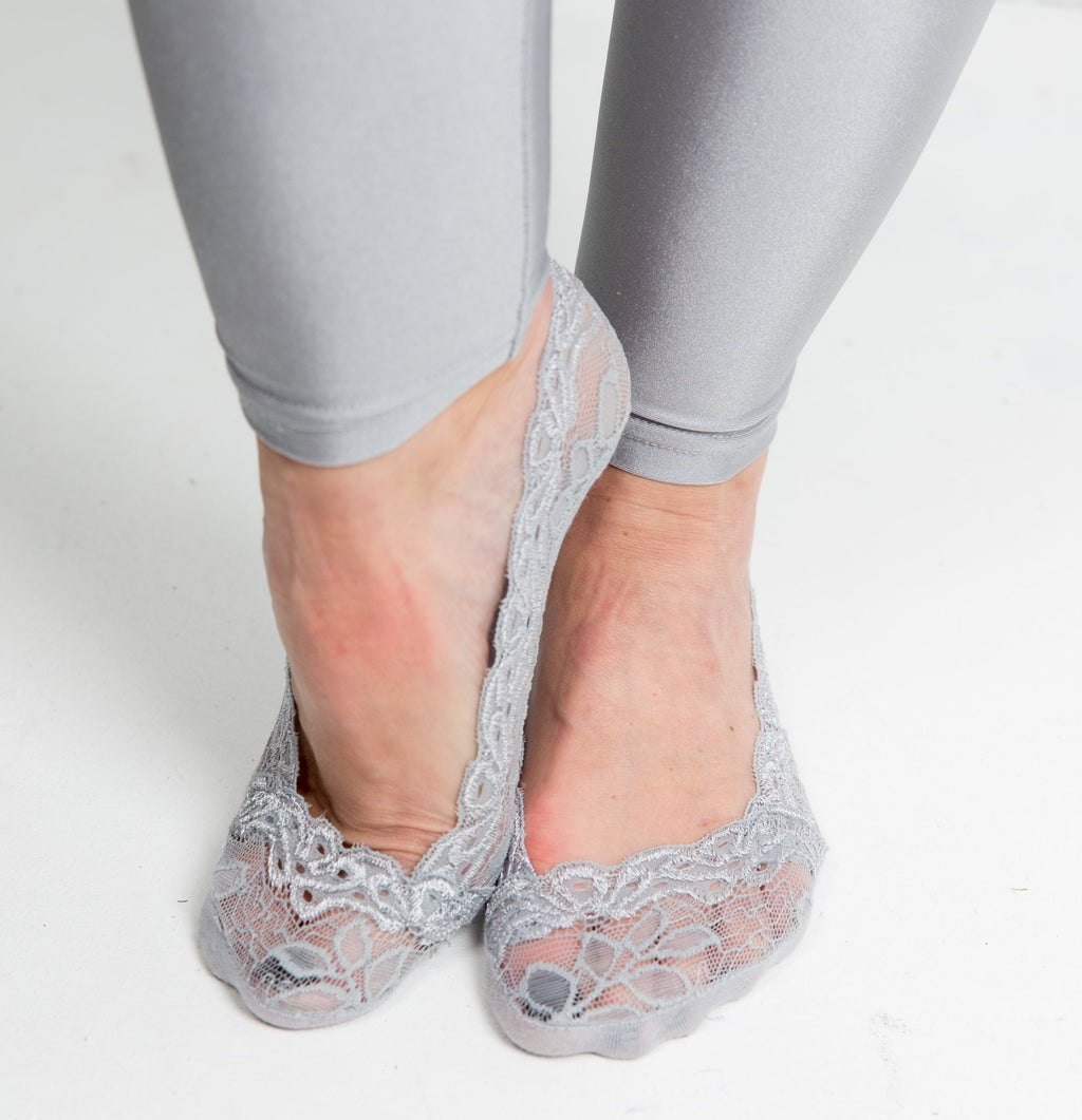 Lace sockette Single pair