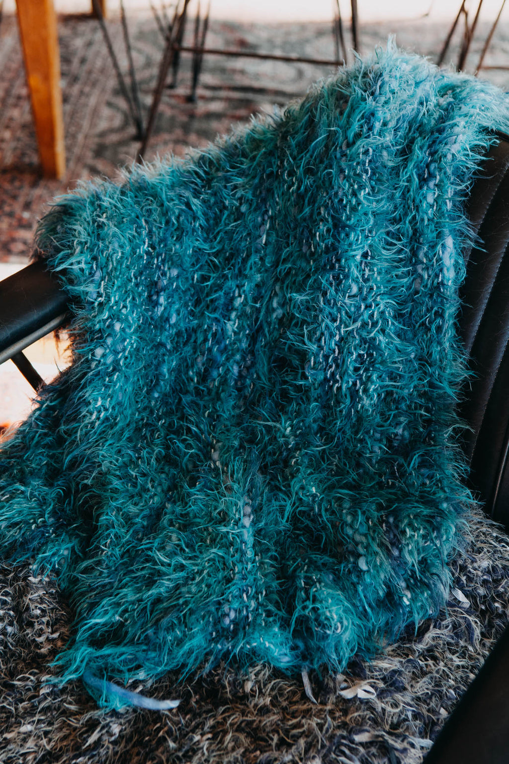 Unravelled Hygge Fantasia Blanket Knit Kit