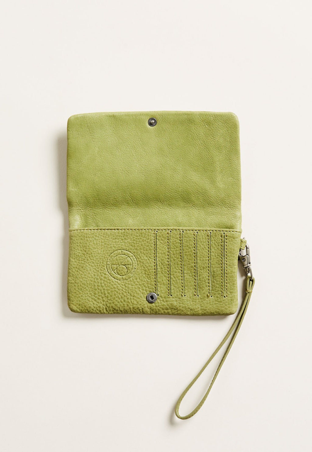 Nancy Bird S20 Riley Wallet Moss Green