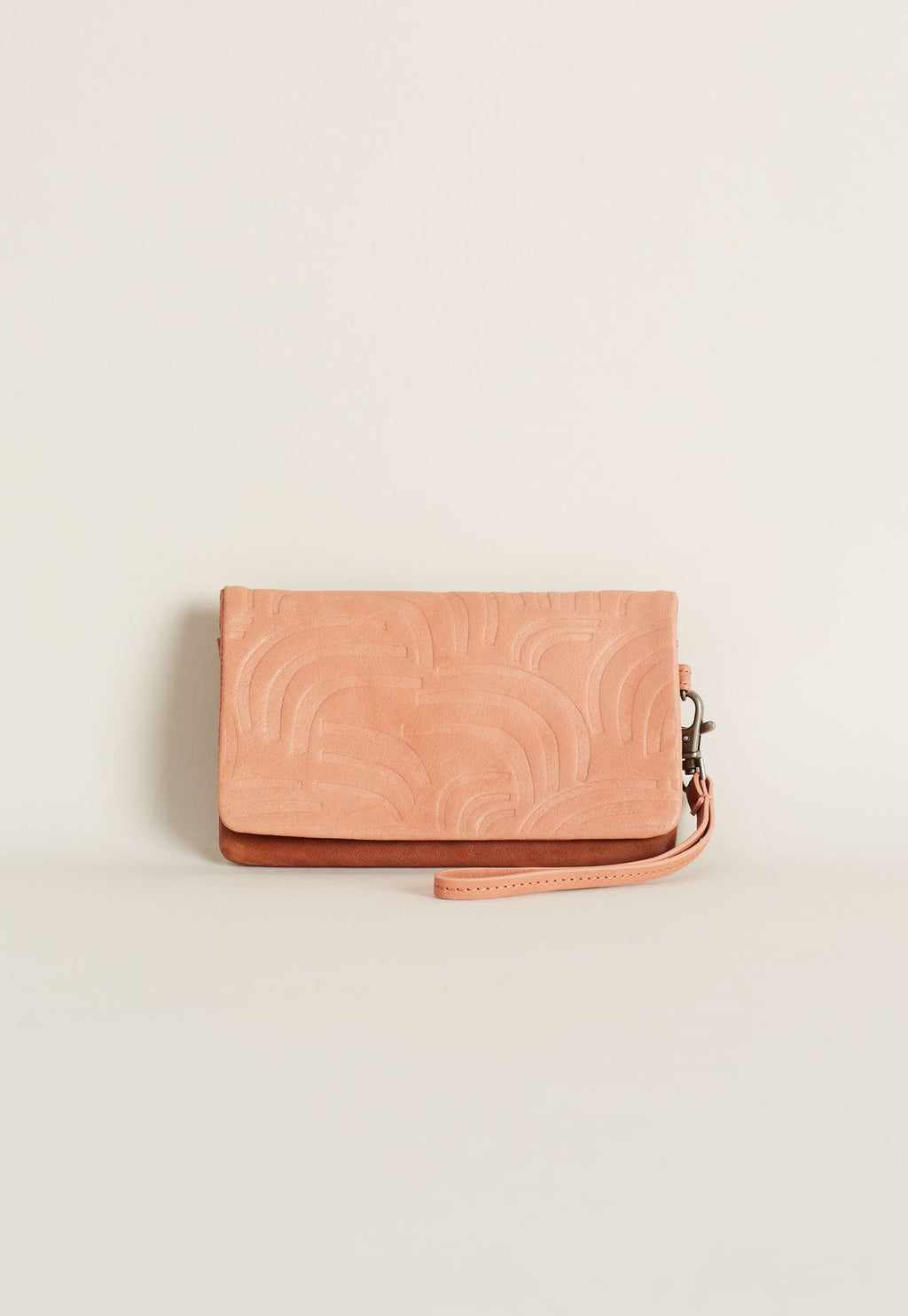 Nancy Bird S20 Riley Wallet Dusty Pink