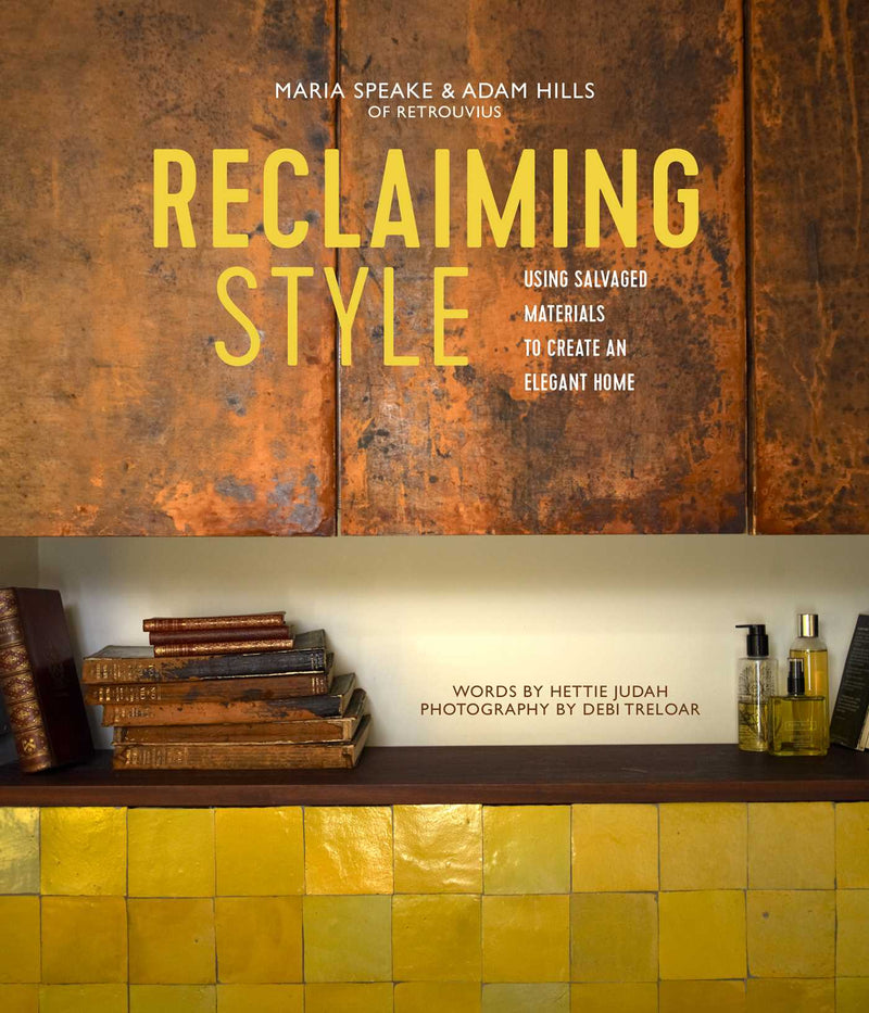 BOOKS MAR19 RECLAIMING STYLE
