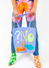 NO SPILLS TOTE