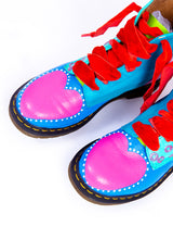 HEART ATTACK CLOWN STOMPERS (size 8)