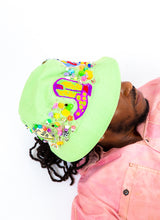 GREEN OF YOUR DREAMS BUCKET HAT