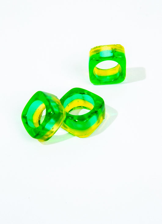 HELLO JELLO RING