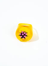 GIRL BAND SPIKE RING