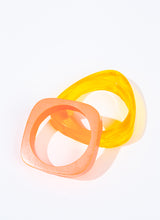 SHERBET SLURP BANGLE SET