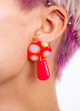MUSH ABOUT IT EARRINGS (2 colors)