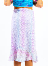 "PLANTING FLOWERS LACE SKIRT (34"")"