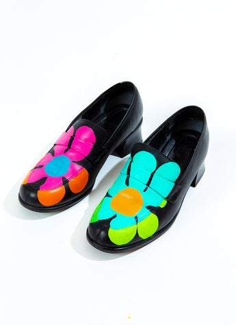 FLOWER BOMB LOAFERS