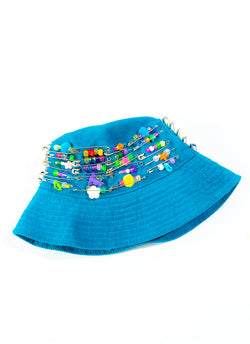 BEAD BABY BUCKET HAT (2 colors)