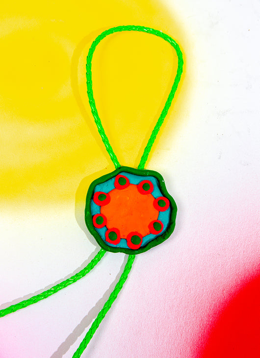 FUNKY TOWN BOLO TIE