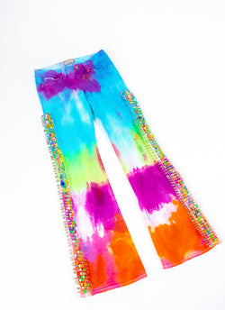 SIDE OF SEXY BEADED PANTS (26