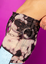 CUTE CUFF DENIM