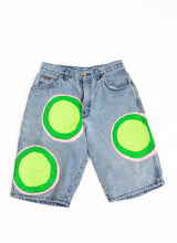 OLIVE LUV SHORTS